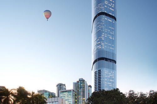 2014 November<br />Brisbane Skytower
