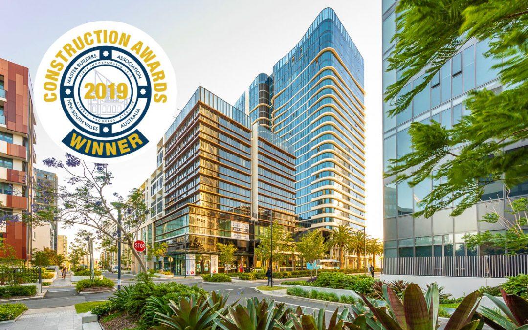 Construction Award for Marina Square